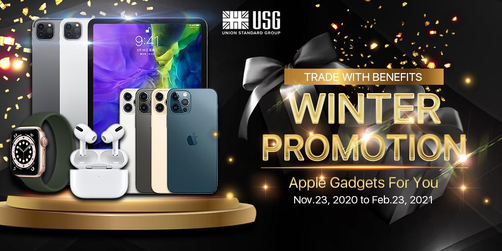 USG 2020-2021 Winter Promotion